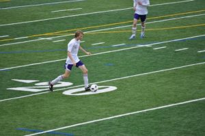 Boys soccer: Game ends on two goals in stoppage time