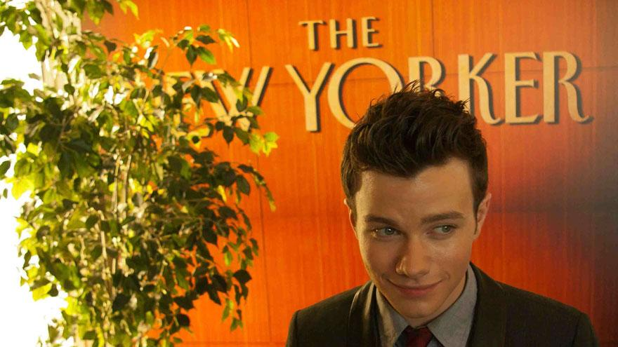 Chris Colfer stars as Carson Phillips in