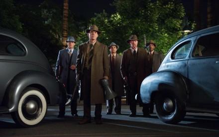 Movie: Gangster Squad embellished yet underdeveloped