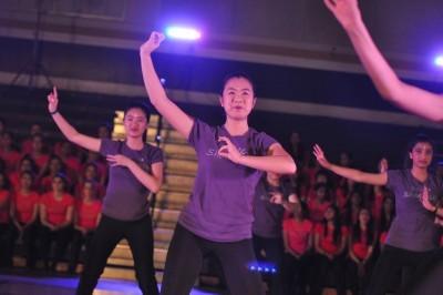 Dance showcase held Mar. 1