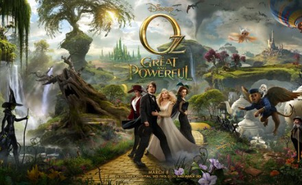 Movie: 'Oz the Great and Powerful' is an impressive act