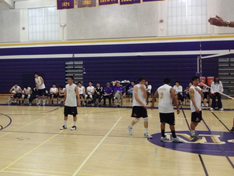 Boys volleyball: Matadors win 3-0 against Lynbrook
