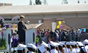 Class of 2013 graduation and baccalaureate speakers announced