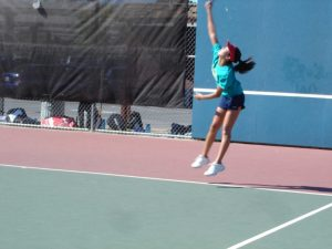 Girls Tennis attempts to sustain a track record of success
