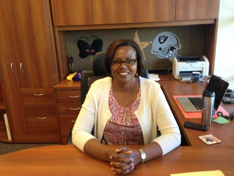 New Dean of Students joins administrative staff