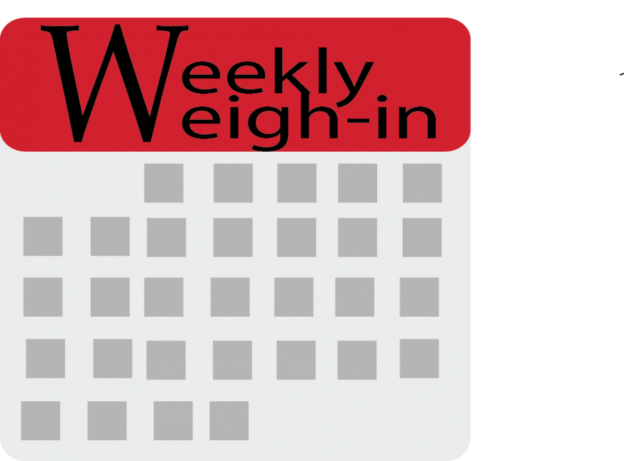 Weekly Weigh-in: August 19-August 23