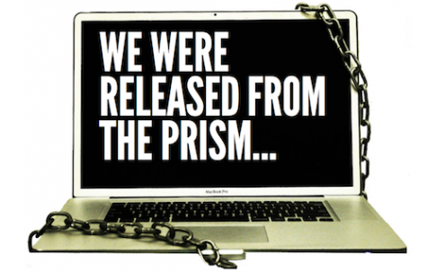 We were released from the prism… and we survived.