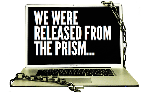We were released from the prism... and we survived.