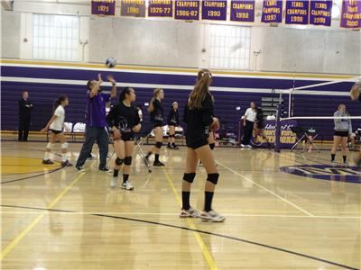 Game of the Week: Girls Volleyball vs. Los Gatos