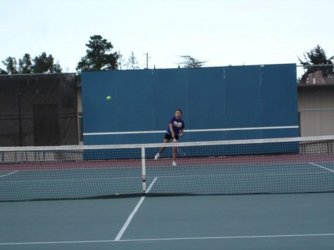 Girls Tennis: Senior Night a smash of success, MVHS defeats Los Altos 5-2