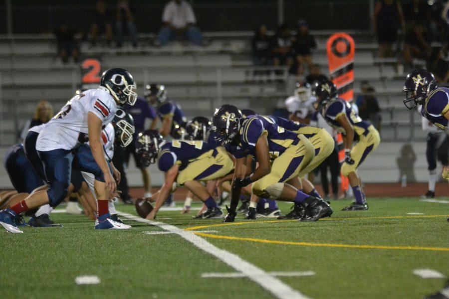 Game of the Week: Football vs. Cupertino High School