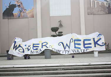 FBLA and DECA hold Water Week event