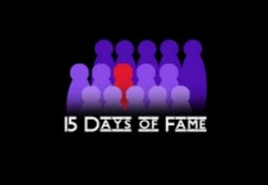 15 Days of Fame: Students at home
