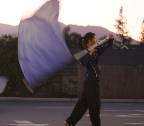 Color Guard still spins onward