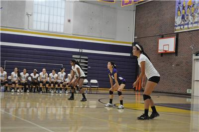 Game of the Week: Girls Volleyball vs. Gunn High School