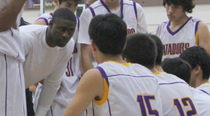 Head coach of basketball Mani Messy resigns