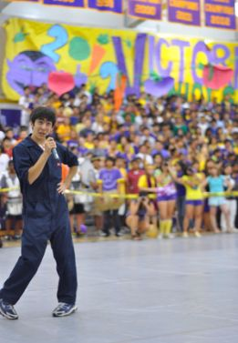 PHOTO GALLERY: Welcome Back Rally