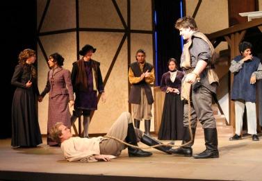 Theatre: My big huge Shakespearean wedding