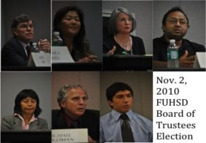 FUHSD Board of Trustees: candidates preview