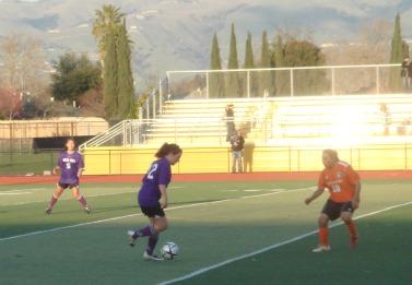 Girls soccer at CCS: 6-1 Silver Creek, 0-0 (10-9) Mountain View
