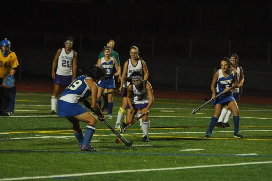 FIELD HOCKEY: Senior Night game goes down to the wire