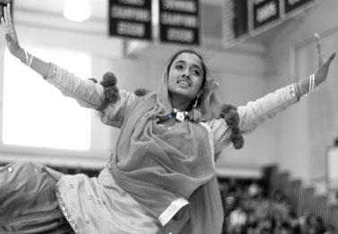 International Night, Diversity Day keep dance groups busy