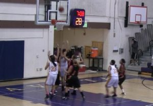 Varsity girls basketball fall 49-57 in first league game against Wilcox
