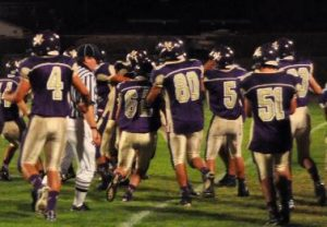 Homecoming brings together football team and student body