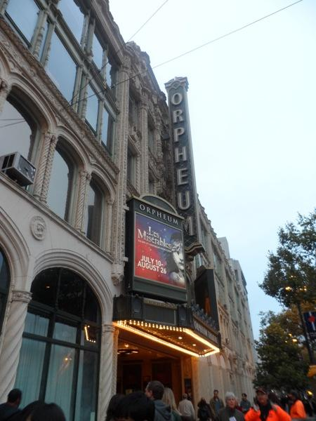 French Honor Society carries learning to San Francisco Broadway