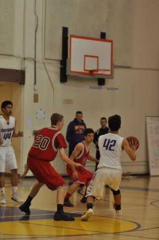 Boys basketball: Keerthi's double-double leads MVHS to victory over Gunn