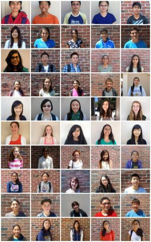 Back to school: 50 fresh faces