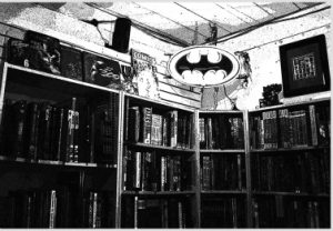 The local comic strip club