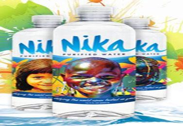 FBLA partners with NIKA Water