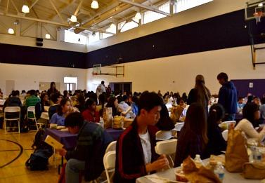 Purple and Gold Awards recognize student achievement