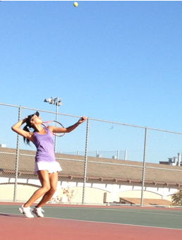 GIRLS TENNIS: Matadors win first match of season against Redwood