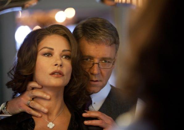 Movie: 'Broken City' fails to break standards