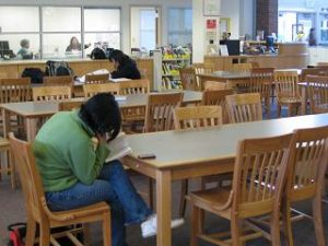 New library policy for unscheduled periods