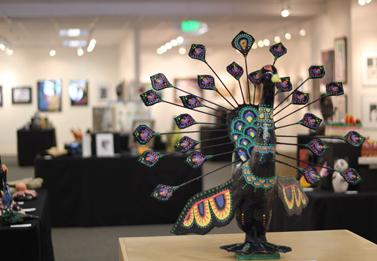Student's artwork displayed in annual Art Showcase