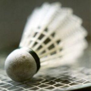 Badminton shows senior recognition
