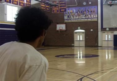 Varsity boys basketball tryouts