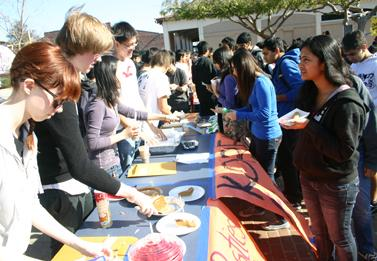 Club Day focuses on clubs