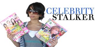 Celebrity Stalker: Sharing is caring