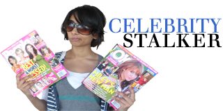 Celebrity Stalker: Hanging out with friends