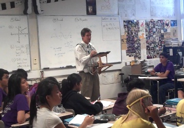 Futuristic teaching today
