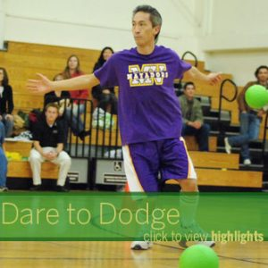 MULTIMEDIA: Dodgeball tournament highlights
