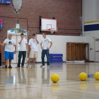 School teams compete in Fall Sports Rally