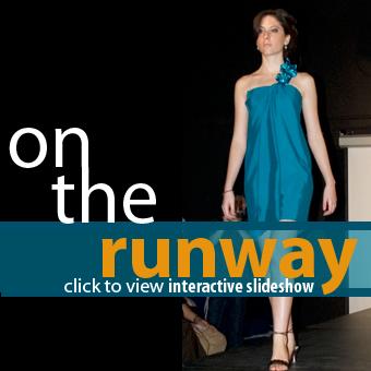 SLIDESHOW: Fashion Club dazzles with runway show