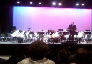 Music: Unsung concert from Symphonic and Concert Band