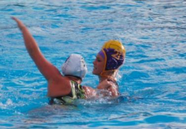 Girls water polo senior night ends successfully