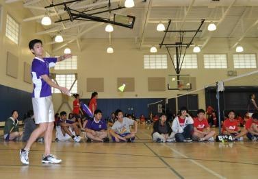Badminton beats rival Lynbrook